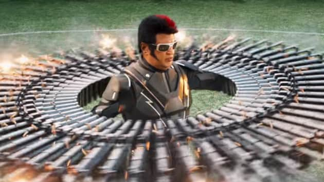 2.0 movie review: Rajinikanth battles the 'fifth force' played by Akshay Kumar.
