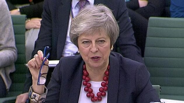 British prime minister Theresa May plans to raise the killing of Jamal Khashoggi and the situation in Yemen with Saudi Arabia's Crown Prince Mohammed bin Salman at the G20 summit in Argentina, she said on Thursday.(Reuters Photo)
