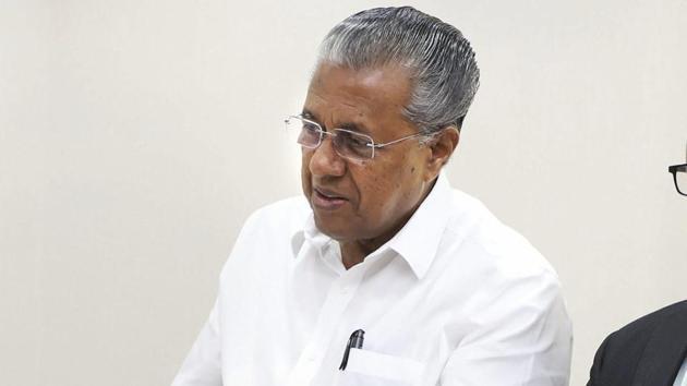 Kerala Chief Minister Pinarayi Vijayan(PTI File Photo)