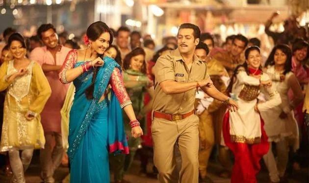 Sunil Moothedath has been in Bollywood blockbusters such as Hum Dil De Chuke Sanam, Jodhaa Akbar, Dabangg 2 (above) and Prem Ratan Dhan Payo.