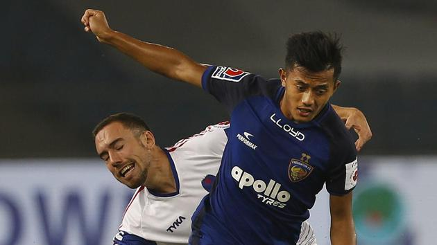 Chennaiyin FC had lost to ATK 1-2 in the reverse fixture.(AP)