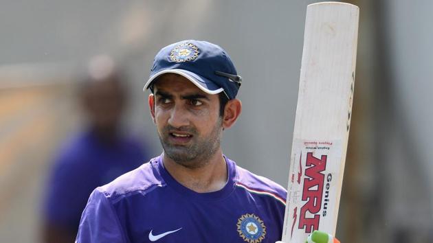File picture of Gautam Gambhir(Getty Images)