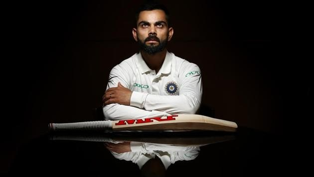 Virat Kohli of India poses during the India Test squad portrait session on December 03, 2018 in Adelaide, Australia(Getty Images)