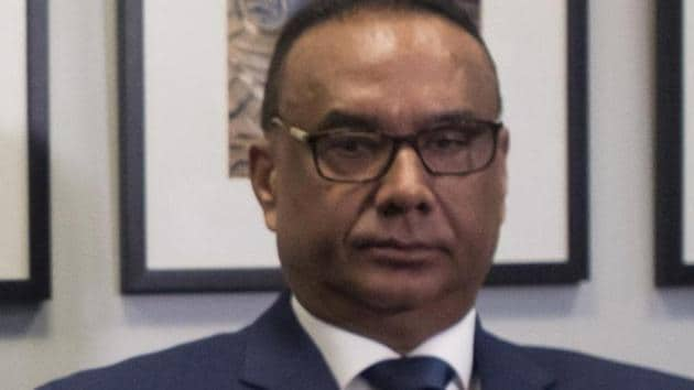 Jaspal Atwal, a man convicted of attempting to assassinate a Punjab minister, to official receptions during Justin Trudeau's visit to India in February.(AP)