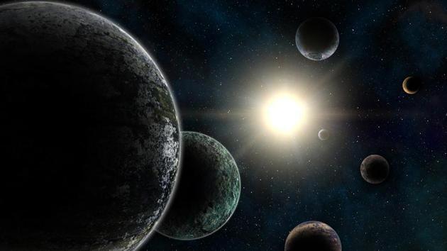 Exoplanets, which revolve around stars other than the sun, have been actively researched in recent years.(Getty Images/Picture for representation)