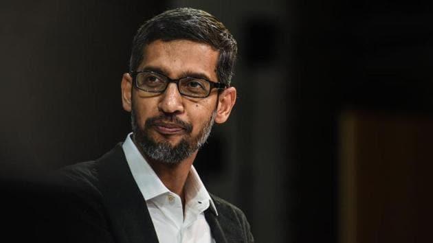 Googlers have written to Sundar Pichai demanding equal treatment for contractors.(AFP)
