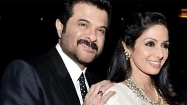 Anil Kapoor and late Sridevi delivered a number of hits like Mr India.(HT Photo)