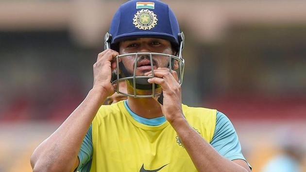 Shreyas Iyer struck a classy half century as India overhauled 308 scored by New Zealand.(PTI)