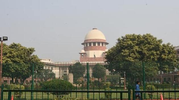 Supreme Court refuses to stay CBI probe against cops for firing at anti-Sterlite protesters.(Sonu Mehta/HT PHOTO)