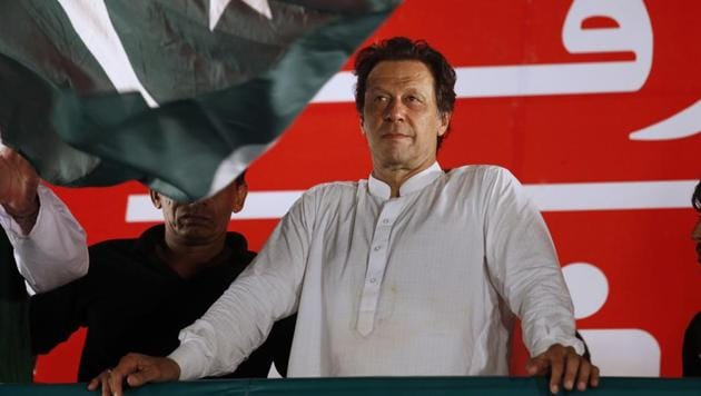 Pakistan Prime Minister Imran Khan needs to be given time and a chance to prove his intentions, said AS Dulat, a former chief of the Research and Analysis Wing (R&AW).(AP)