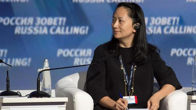 Meng Wanzhou arrest has threatened to increase U.S.-China trade tensions and shook stock markets globally last week.(REUTERS)