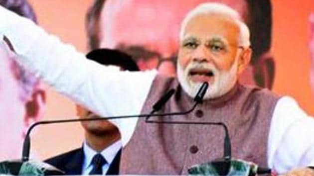 PM Modi remains popular, and is the Bharatiya Janata Party's (BJP) biggest brand across the country. But the Modi factor played out in different ways this time around.(PTI)