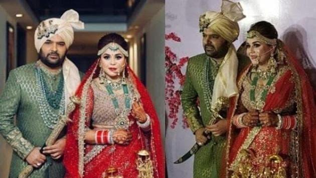 Inside Kapil Sharma and Ginni Chatrath wedding Jalandhar.
