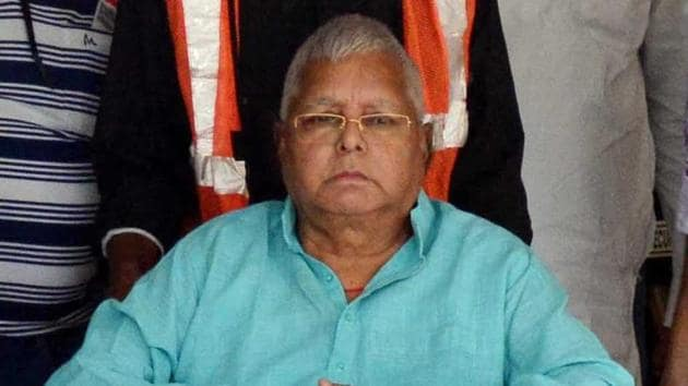 AIIMS doctors had diagnosed that Lalu Prasad was suffering from 15 different diseases, including Type 2 diabetes, hypertension, perianal abscess, and acute kidney injury from chronic kidney disease(File Photo)