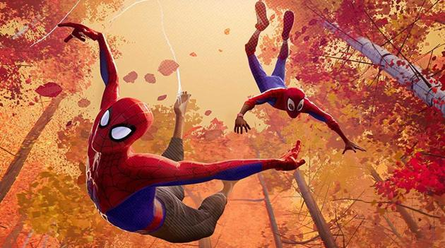 Spider-Man Into The Spider-Verse is like a comic book come to life by the swish of a magic wand.