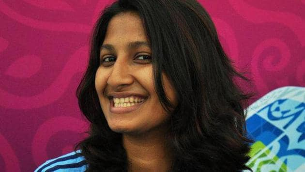 Samiha Dabholkar has recently taken up a project with Asian Football Conference in Singapore.(HT PHOTO)