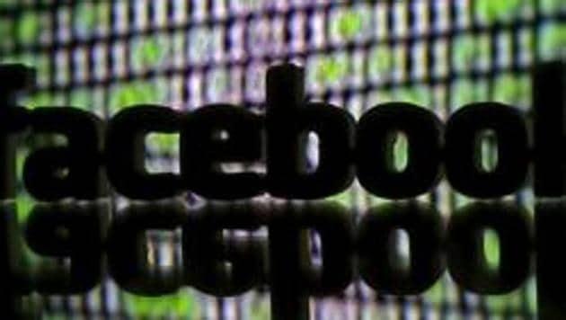 Facebook logo. Image for representation.(Reuters File)