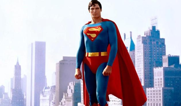 Christopher Reeve played Superman in the 1970s, showing Hollywood that a man in tights and a cape can spell box-office success.