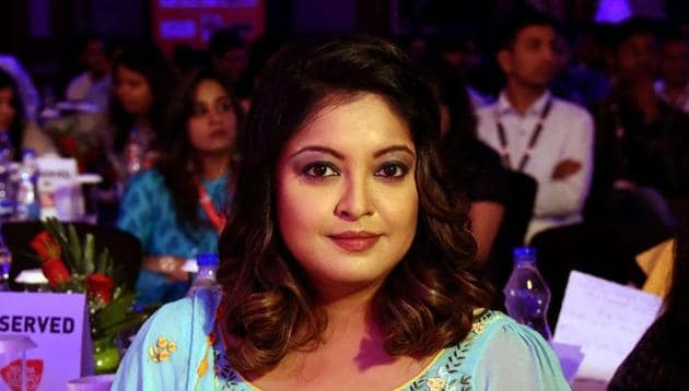 Tanushree Dutta is planning to return to New Jersey.(AFP)