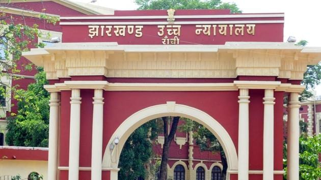 Jharkhand High Court in Ranchi(HT File)