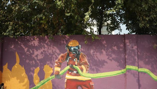 Haryana's Sohna gets an artsy, colourful makeover. See pics
