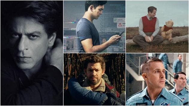 From A Quiet Place to First Man, here are 5 roles that Shah Rukh can easily fit into.