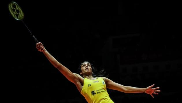 File picture of PV Sindhu(AFP)