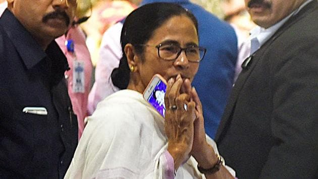 There was, however, no reason cited for Mamata Banerjee not going to Bhopal for Kamal Nath's swearing-in ceremony on Monday, an official of the Chief Minister's Office said.(AFP/File Photo)