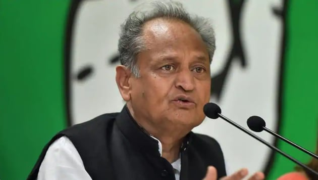 Will work in public interest, says Ashok Gehlot before swearing in as Rajasthan CM