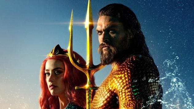 Aquaman movie review: Jason Momoa and Amber Heard star in James Wan's action adventure.