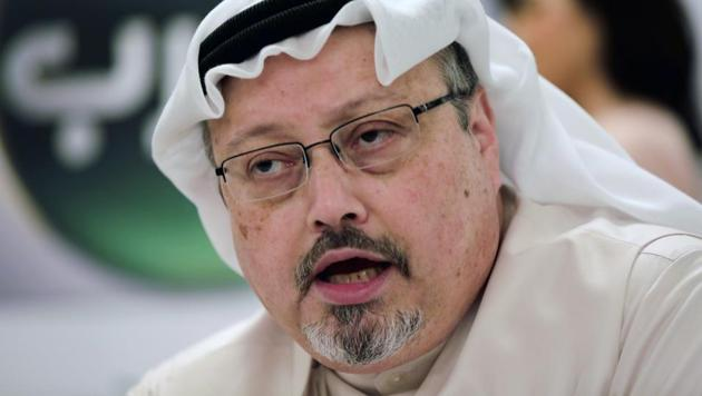 """Saudi Arabia on Monday slammed as """"interference"""" US Senate resolutions over its war in Yemen and critic Jamal Khashoggi's murder, warning that the move could have repercussions on its strategic ties with Washington.(AP File Photo)"""