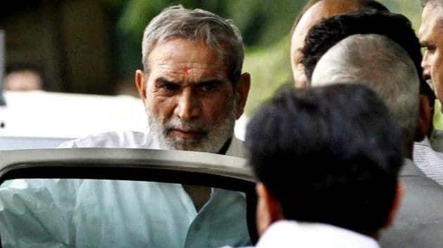 Congress leader Sajjan-Kumar(HT file photo)