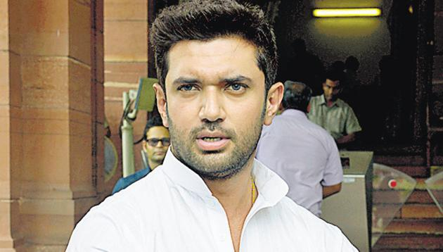Chirag Paswan's nudge references Kushwaha's RLSP as well as the Telugu Desam Party, another ally that walked out of the NDA earlier this year.(File Photo)
