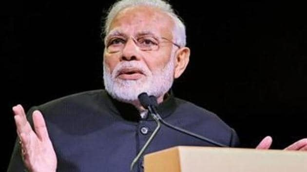 Indicating that further simplification of the Goods and Services Tax is on the anvil, Prime Minister Narendra Modi said his government wants to ensure that '99 per cent things' attract sub-18 per cent GST slab.(PTI)