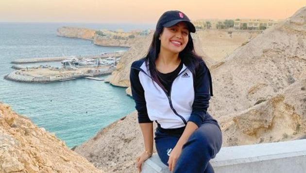 Neha Kakkar allegedly broke off with her boyfriend, actor Himansh Kohli recently.(Instagram)