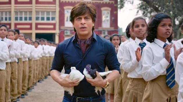 Zero movie review: The first half of Shah Rukh Khan, Anushka Sharma and Katrina Kaif's film is flat-out fantastic, an unabashed charm-offensive from director Aanand L Rai.