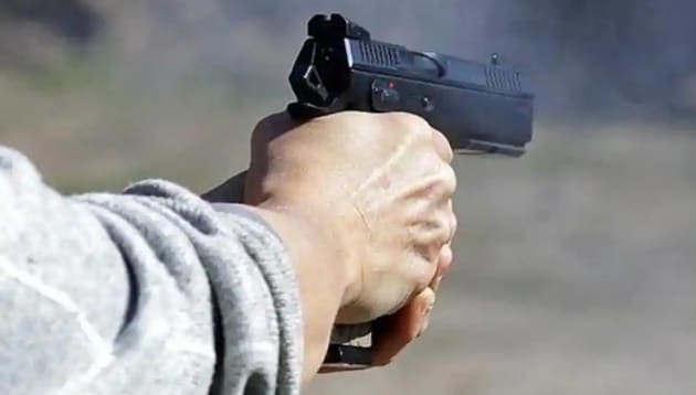 A businessman was shot dead by bike-borne assailants in Bihar's Darbhanga on Saturday, reports ANI, in second such killing in three days.(Reuters)