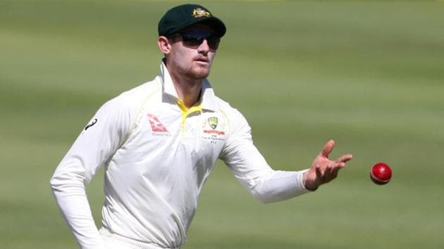 Australia's Cameron Bancroft in action during the Test match against South Africa.(REUTERS)
