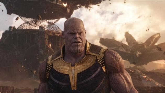 Josh Brolin's Thanos is retired after decimating half the universe's population.