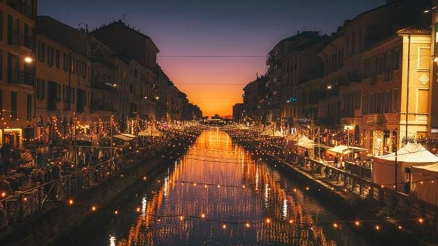 From old forts to Gothic churches to famous Milanese restaurants and museums, the city offers everything one would seek during a vacation.(Photo by Cristina Gottardi on Unsplash)