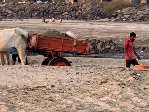 Maharashtra recorded 26,628 cases of illegal mining last year, the highest across the country, according to data from the Ministry of Mines