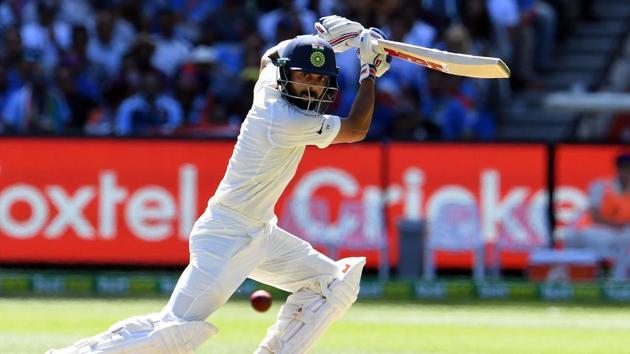 India vs Australia, 3rd Test, Day 1(AFP)