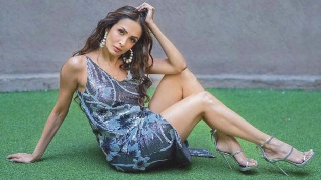 Malaika Arora wasn't afraid to repeat outfits, show off some serious bling, or push the boundaries with her looks in 2018. (Instagram)