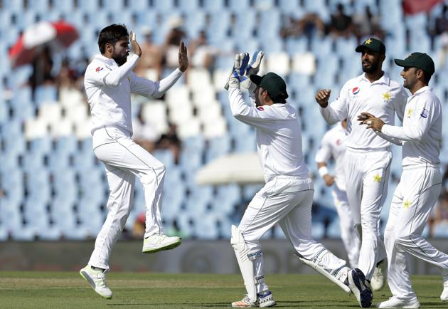 South Africa vs Pakistan, 1st Test Day 2 in Centurion(AP)