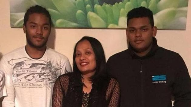 Three members of the Rogobeer family were killed in an explosion at a shop in Leicester in February.(Leicestershire police)