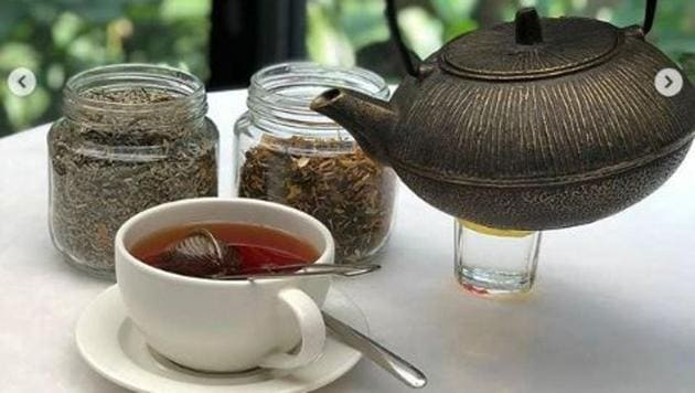 How to blend your perfect cup of tea(Tea Trunk/Instagram)