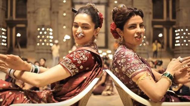 Deepika Padukone and Priyanka Chopra have worked together on Bajirao Mastani.