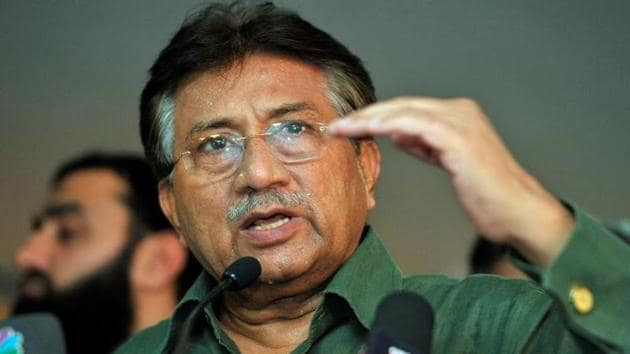 "Pervez Musharraf, the former Pakistani dictator, in a leaked video, was purportedly seen seeking covert US support to regain power and telling American lawmakers that he was ""ashamed"" of the ISI being negligent about the al Qaeda chief Osama Bin Laden's whereabouts.(Reuters File Photo)"