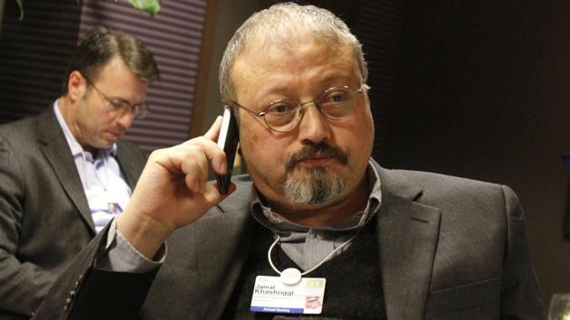 Saudi Arabian journalist Jamal Khashoggi.(AP file photo)