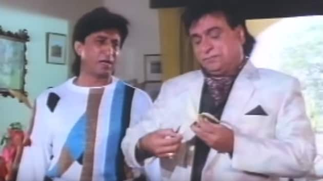 Shakti Kapoor and Kader Khan were a popular duo, having done 'over hundred films together,' according to Kapoor.